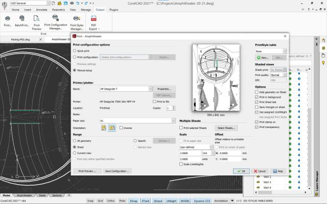 CorelCAD 2021.5 Crack Build 21.1.1.2097 Product Key Free Download