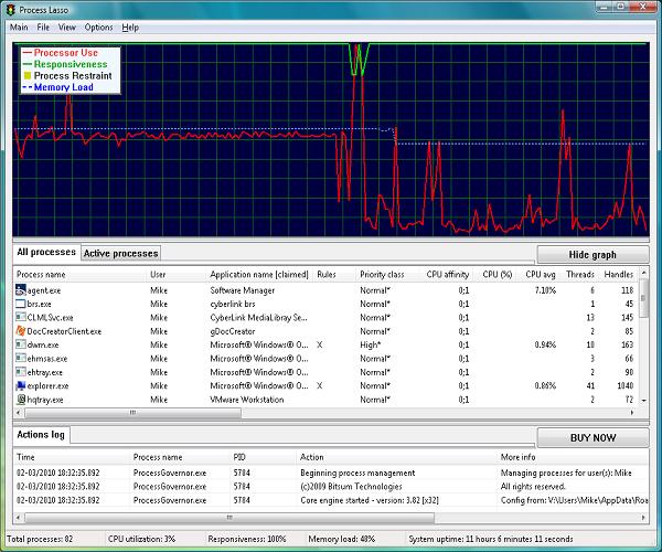 Bitsum Process Lasso Pro 10.2.0.42 Crack & Keygen Download 2021