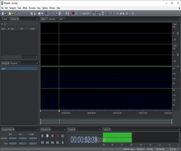 Soundop Audio Editor 1.8.5.1 Crack Plus Portable Full Version 2021