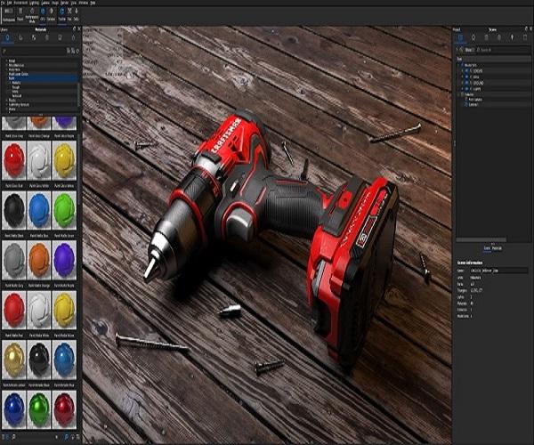 Luxion KeyShot Pro 10.2.180 Crack Plus Serial Code Full Version 2021